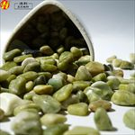 丹东绿卵石 玉石粒 玉石石米