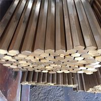 C3604铆料环保铜棒 对边六角黄铜棒