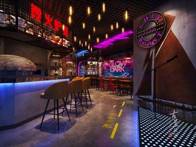 馋火炉鱼餐厅-成都餐厅装修设计公司