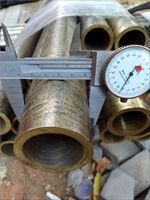 大口径薄壁锡青铜管 180x120mm
