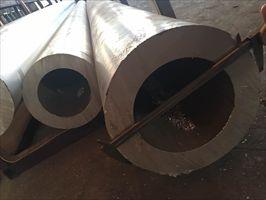 大口径薄壁铝管 6063厚壁铝管