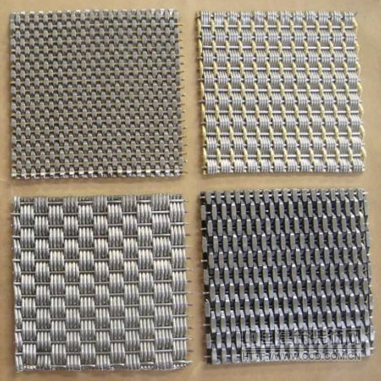 厂家制作 专用304不锈钢网 办公室 大楼幕墙装饰网
