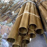H65空心环保黄铜管 大口径薄壁黄铜管