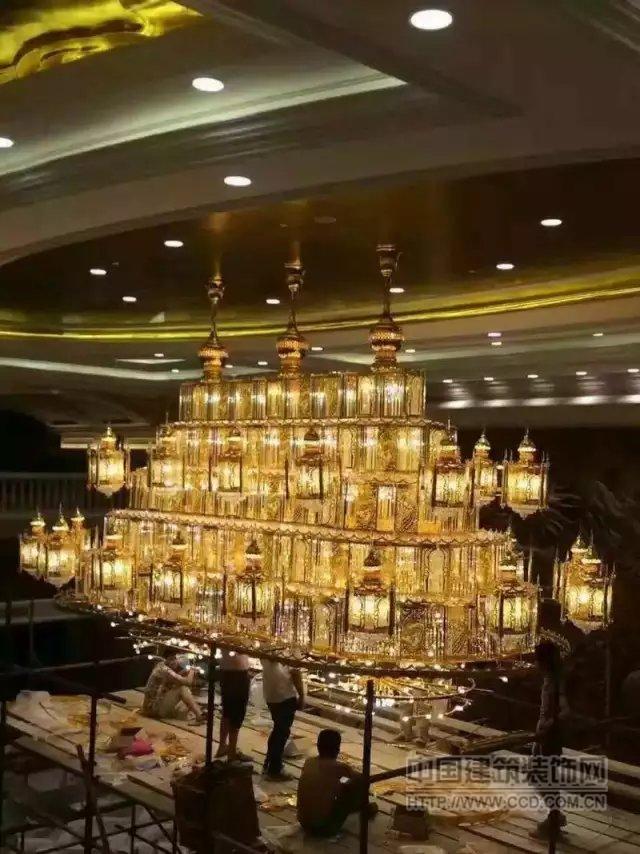 酒店大堂灯具
