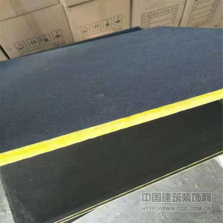 厂家生产电影院黑色玻纤吸音天花板