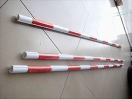 供应开边警示管斜拉线保护套过道电力警示管