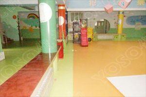 儿童地板 PVC塑胶地板 幼儿园地胶板
