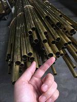 深圳H62大口径黄铜管 薄壁空心黄铜管
