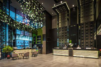 杭州漫纯国际酒店-红专设计