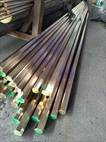 Hpb59-1铅黄铜棒 六角黄铜棒厂家