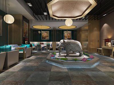 郑州泰式餐厅设计案例展示