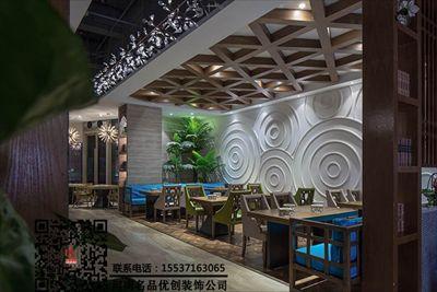 郑州干锅店装修设计公司,河南干锅店装修设