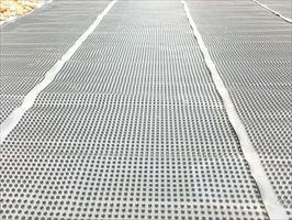 黄石高质量地下室排水板咸宁HDPE车库排水板