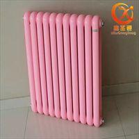 钢制暖气片钢二柱散热器鑫圣通厂家直销可定制