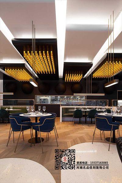 郑州牛排餐厅装修设计公司怎么选择