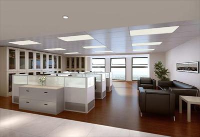 兼具时尚与美观的办公室设计