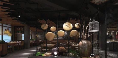 【东恒世嘉装饰】之几种样式饭店装修风格