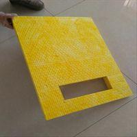 隔音玻璃棉裁板 高温玻璃棉板