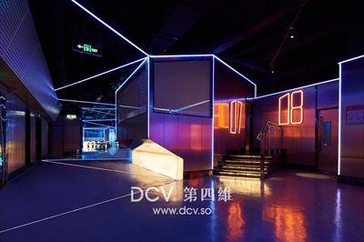 西安最新出炉的超时空量贩ktv设计-21度k(t11 block)图片