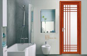 铝合金卫浴门厂家哪家品质超群? 拓邦门窗