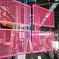 筛网加工铝网板 烤漆铝网板吊顶天花铝网板厂家