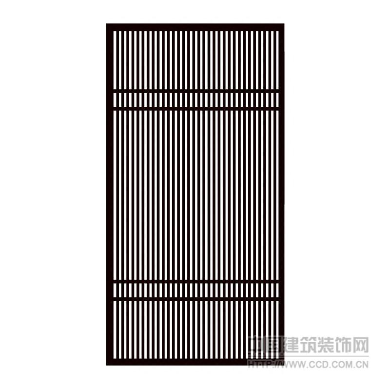 现代简约环保黑钛屏风 时尚客厅屏风架子