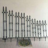 铁艺护栏铸铁护栏小区工厂围墙护栏
