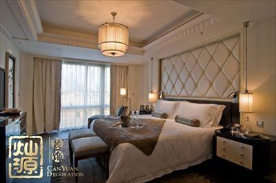 南宁酒店装修中色彩上可以运用在哪些方面?