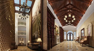 天籁谷国际旅游度假酒店