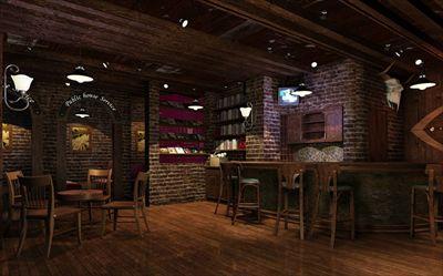 【东恒世嘉装饰】咖啡厅装修效果图