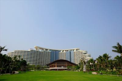 骆丹: 三亚海棠湾洲际大酒店设计(InterContinental)