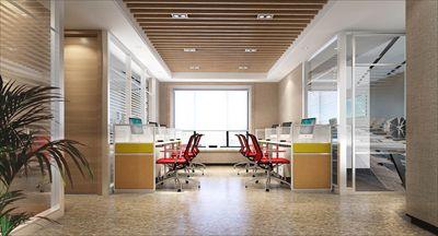 未央印象城办公空间设计