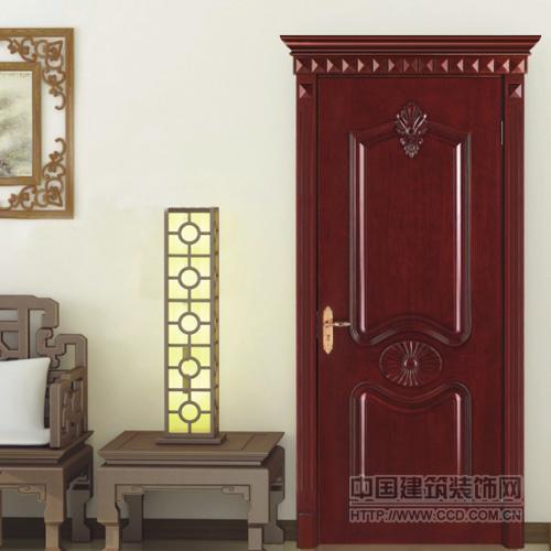 中式免漆门