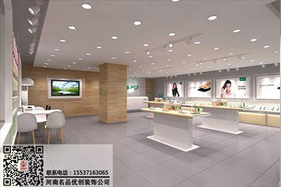 郑州手机店装修设计公司案例