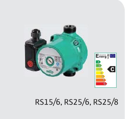 锅炉热水循环泵star-rs15/6
