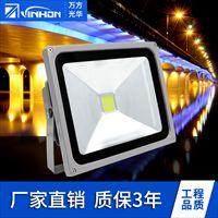 LED泛光灯50W   LED投光灯  LED隧道灯/广告灯