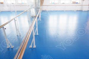 舞台舞蹈地板  舞蹈地板生产厂家  PVC防滑耐磨地板胶