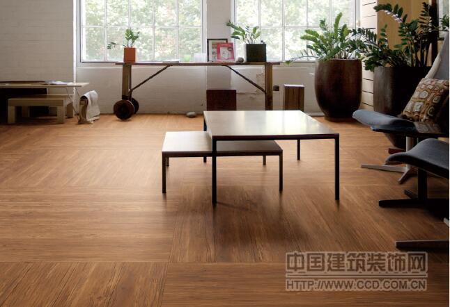 销售日本丽彩 木纹 PVC地板