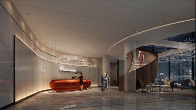 HCL林志豪设计|东北·城市F酒店