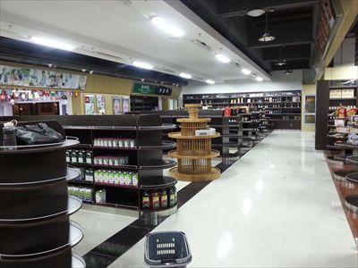 青岛高端超市货架定制制作