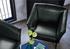 供应日本进口新科花纹沙发布软包布椅子张 L-2013