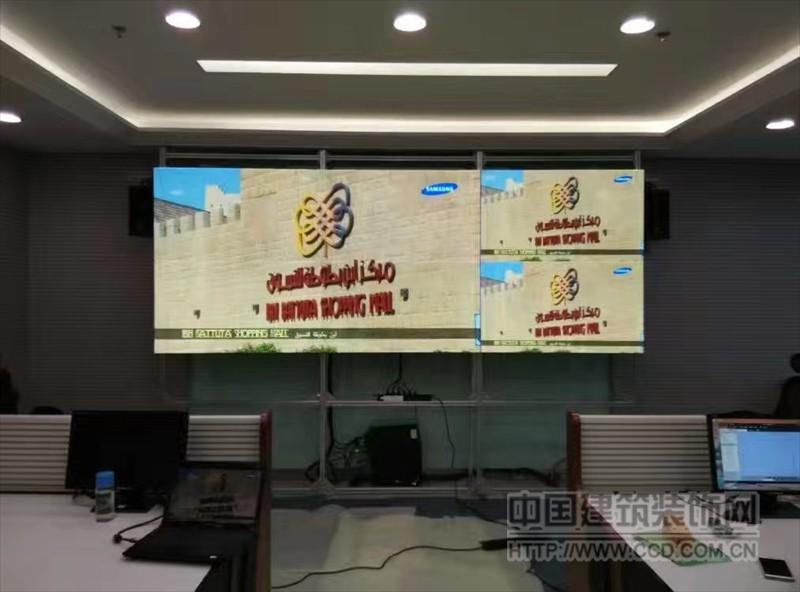 深圳福永无缝液晶拼接屏厂家维康视界龚生1