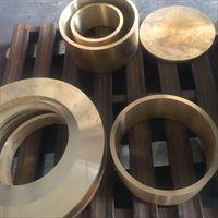 qsn555机加工锡青铜管 耐磨空心青铜套