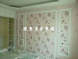 背景墙用实木线条还是石膏线,哪个比较好?