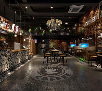 广西玉林咖啡厅