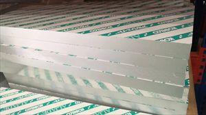 2017贴膜光面铝板 2A12T4中厚铝板零切