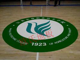 泉州体育木地板篮球木地板施工方案