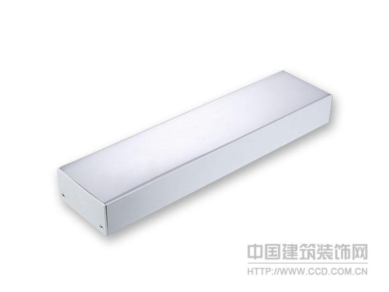 音浮LED条形灯 硬灯条 室内照明灯具 长方形吊灯