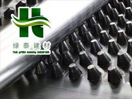 济宁&镇江3公分滤水板厂家丨车库排蓄水板