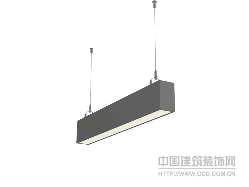 音浮LED条形灯 灯条 吊装 室内照明灯具